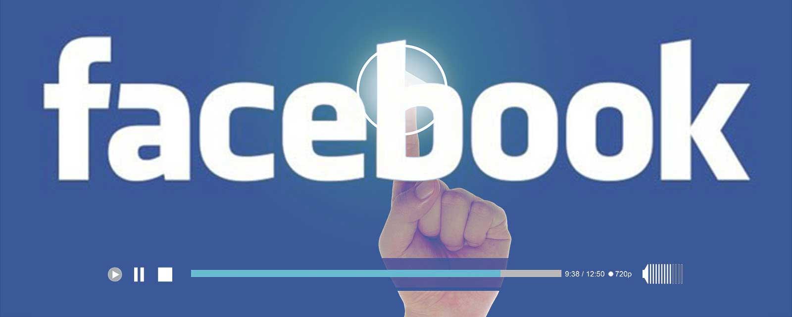 Facebook videó reklám